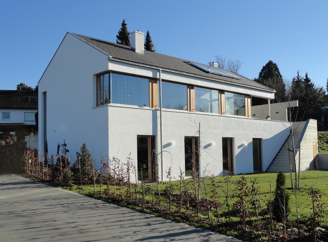 Architekten Ravensburg einfamilienhaus ravensburg roterpunkt architekten