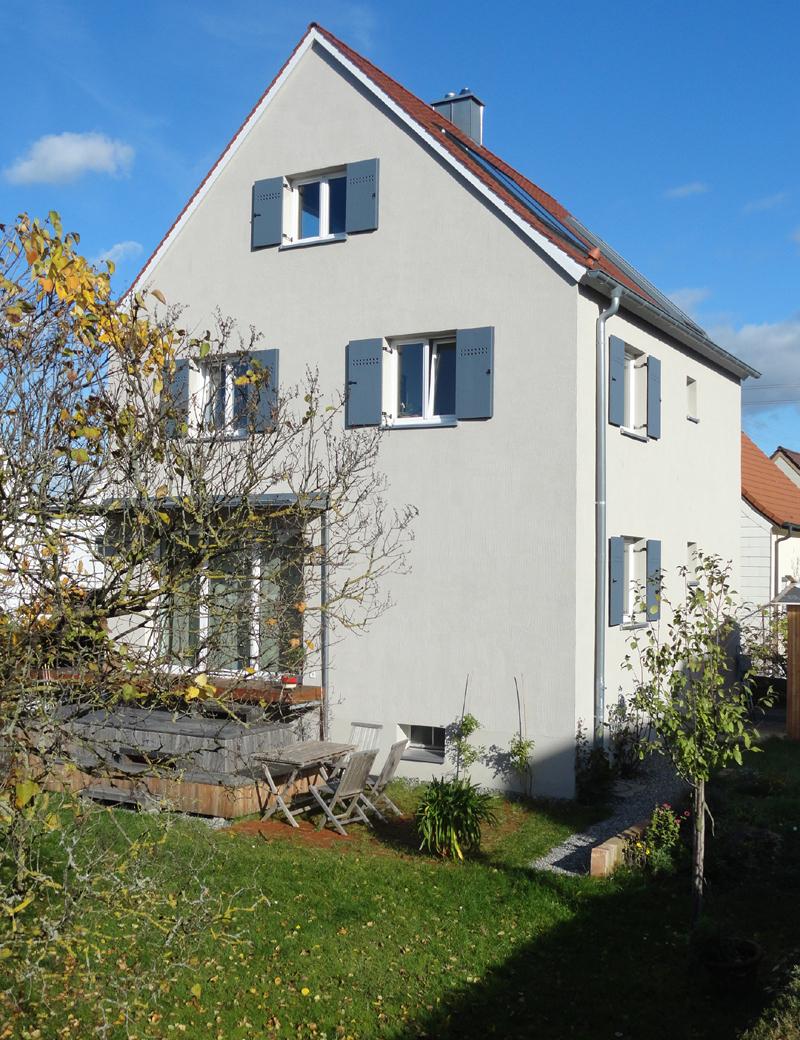 30er jahre haus ravensburg roterpunkt architekten. Black Bedroom Furniture Sets. Home Design Ideas