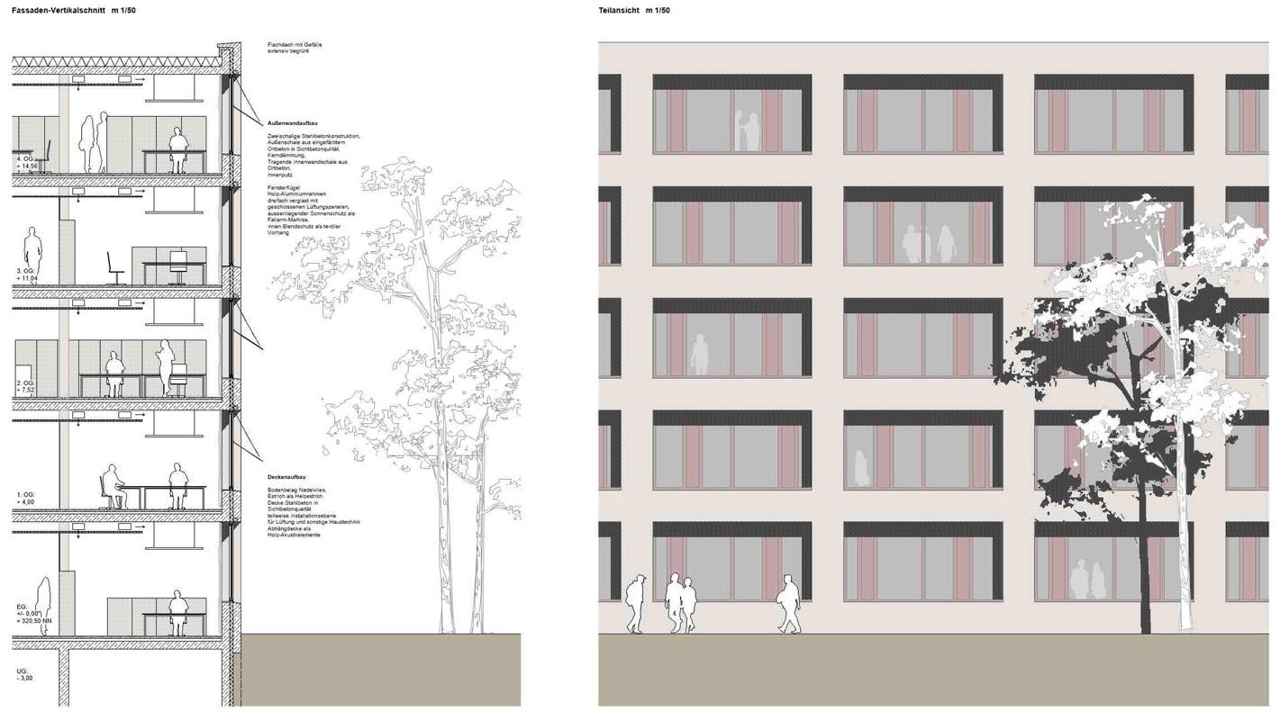 B rogeb ude t bingen roterpunkt architekten - Architekten tubingen ...