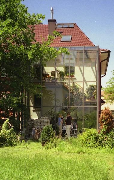 wintergarten weingarten roterpunkt architekten. Black Bedroom Furniture Sets. Home Design Ideas